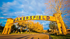 Bakersfield sign