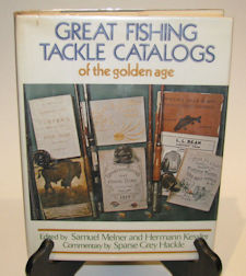 Great Fishing Tackle Catalogs